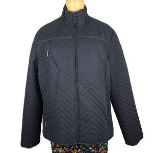 Tehama Black Jacket